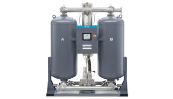 AD BD and CD Dessicant Air Dryers