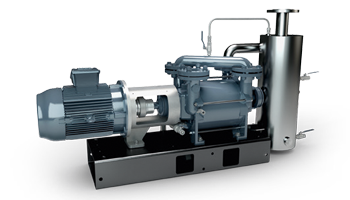 Atlas Copco AWS, AWD & AWL Series Liquid Ring Vacuum Pumps