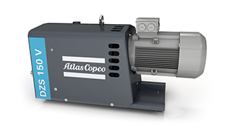 Atlas Copco LZ Premium Oil-free Air Compressors