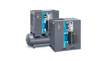 Atlas Copco G & GX Oil-lubricated Screw Air Compressors