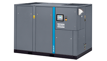 Atlas Copco GR 110-200W 2-Stage Rotary Air Compressors
