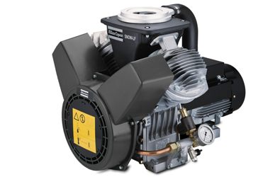 Atlas Copco LE Snow Piston Compressor