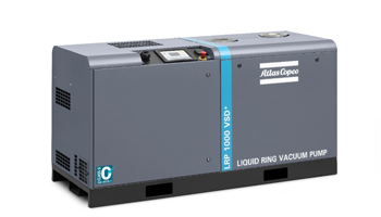 Atlas Copco LRP VSD+ Liquid Ring Pumps
