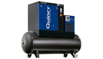 Quincy Compressor QGS Series Rotary Screw Air Compressors