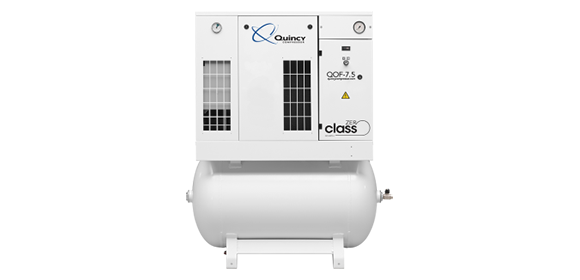 Atlas Copco QOF Oil-free Scroll Air Compressor