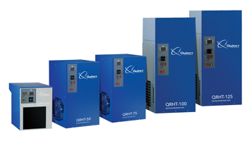 QRHT Compact High Temperature Dryers
