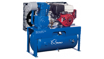 Quincy Compressor QT 3-15 hp Standard Duty Two Stage Air Compressors
