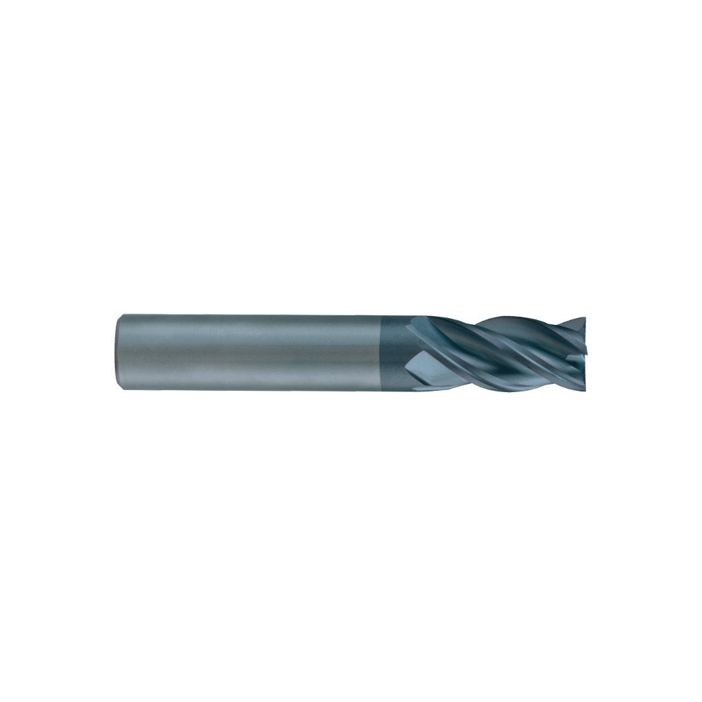 SGS36408 3//16 Square-End Carbide End Mill AlTiN Coated PART NO 4-Flute Series Z1