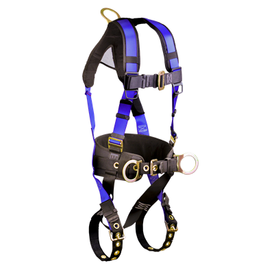CONTRACTOR PLUS HARNESS SM/MED SIZE