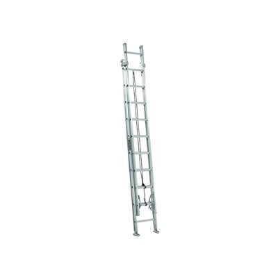 LADDER EXT 40FTOAL TYPE IA 300LB AL 12IN
