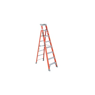 Fiberglass Step/Shelf Ladder 8