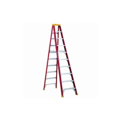 TYPE IA FIBERGLASS STEP LADDER 300 LBS